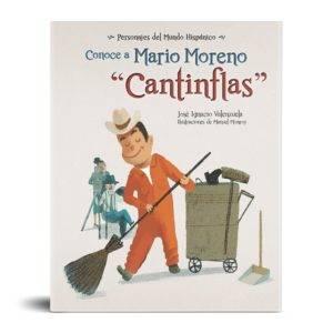 Conoce a Mario Moreno «Cantinflas»
