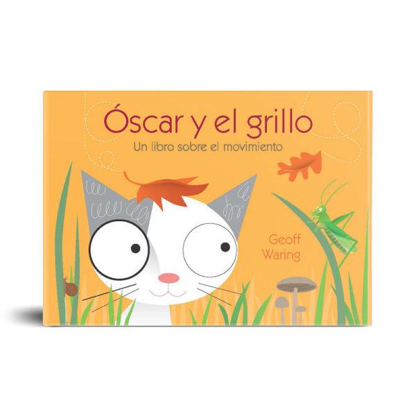 Óscar y el grillo: un libro sobre el movimiento