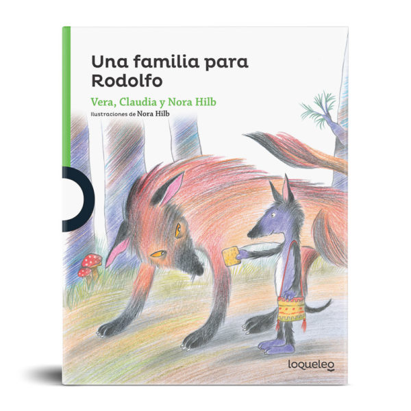 Una familia para Rodolfo