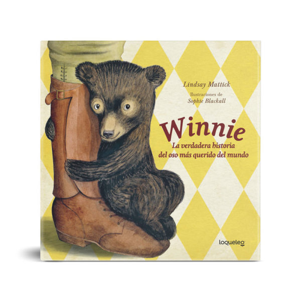 Winnie: La verdadera historia del oso más querido del mundo
